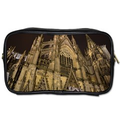 Cologne Church Evening Showplace Toiletries Bags 2 Side