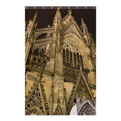 Cologne Church Evening Showplace Shower Curtain 48  X 72  (small)