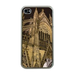 Cologne Church Evening Showplace Apple Iphone 4 Case (clear)