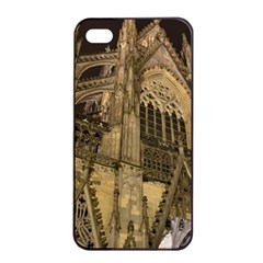 Cologne Church Evening Showplace Apple Iphone 4/4s Seamless Case (black)