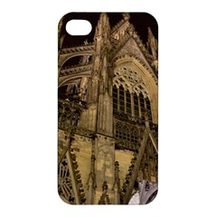 Cologne Church Evening Showplace Apple Iphone 4/4s Premium Hardshell Case