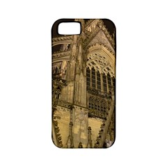 Cologne Church Evening Showplace Apple Iphone 5 Classic Hardshell Case (pc+silicone)