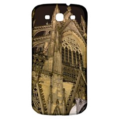 Cologne Church Evening Showplace Samsung Galaxy S3 S Iii Classic Hardshell Back Case
