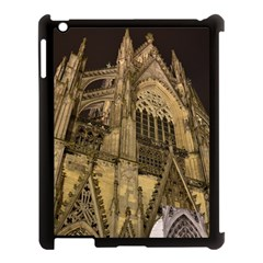 Cologne Church Evening Showplace Apple Ipad 3/4 Case (black)