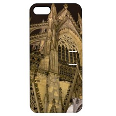 Cologne Church Evening Showplace Apple Iphone 5 Hardshell Case With Stand
