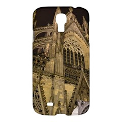 Cologne Church Evening Showplace Samsung Galaxy S4 I9500/i9505 Hardshell Case