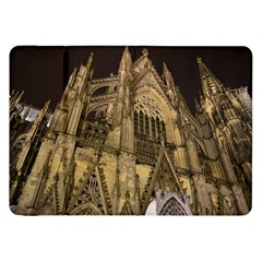 Cologne Church Evening Showplace Samsung Galaxy Tab 8 9  P7300 Flip Case