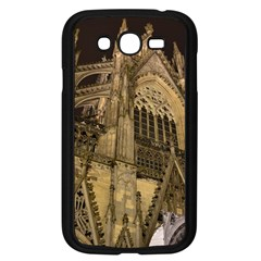 Cologne Church Evening Showplace Samsung Galaxy Grand Duos I9082 Case (black)