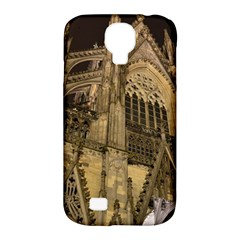 Cologne Church Evening Showplace Samsung Galaxy S4 Classic Hardshell Case (pc+silicone)