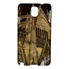 Cologne Church Evening Showplace Samsung Galaxy Note 3 N9005 Hardshell Case