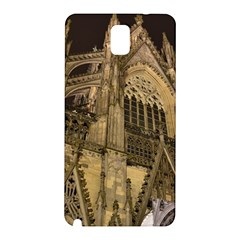 Cologne Church Evening Showplace Samsung Galaxy Note 3 N9005 Hardshell Back Case