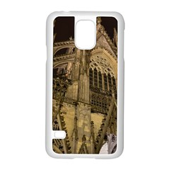 Cologne Church Evening Showplace Samsung Galaxy S5 Case (white)