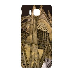 Cologne Church Evening Showplace Samsung Galaxy Alpha Hardshell Back Case
