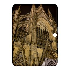 Cologne Church Evening Showplace Samsung Galaxy Tab 4 (10 1 ) Hardshell Case