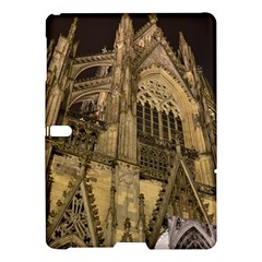 Cologne Church Evening Showplace Samsung Galaxy Tab S (10 5 ) Hardshell Case