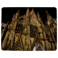Cologne Church Evening Showplace Jigsaw Puzzle Photo Stand (Rectangular)