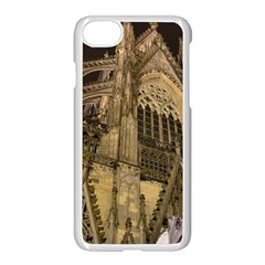 Cologne Church Evening Showplace Apple Iphone 7 Seamless Case (white)