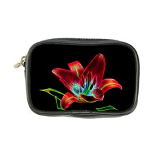 Flower Pattern Design Abstract Background Coin Purse