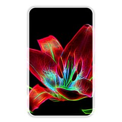 Flower Pattern Design Abstract Background Memory Card Reader