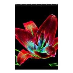 Flower Pattern Design Abstract Background Shower Curtain 48  X 72  (small)