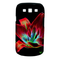 Flower Pattern Design Abstract Background Samsung Galaxy S Iii Classic Hardshell Case (pc+silicone)