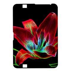 Flower Pattern Design Abstract Background Kindle Fire Hd 8 9