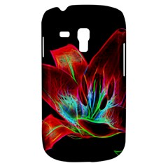 Flower Pattern Design Abstract Background Galaxy S3 Mini
