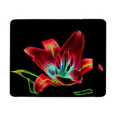 Flower Pattern Design Abstract Background Samsung Galaxy Tab Pro 8 4  Flip Case