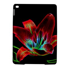 Flower Pattern Design Abstract Background Ipad Air 2 Hardshell Cases
