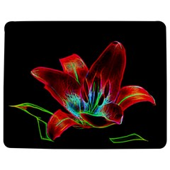 Flower Pattern Design Abstract Background Jigsaw Puzzle Photo Stand (Rectangular)