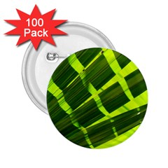 Frond Leaves Tropical Nature Plant 2.25  Buttons (100 pack)