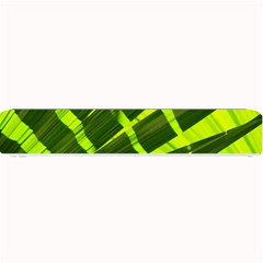 Frond Leaves Tropical Nature Plant Small Bar Mats