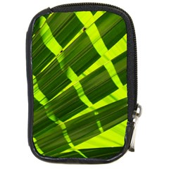 Frond Leaves Tropical Nature Plant Compact Camera Cases