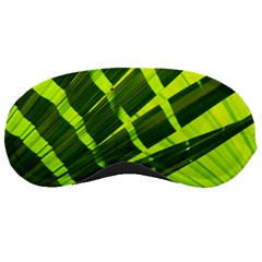 Frond Leaves Tropical Nature Plant Sleeping Masks