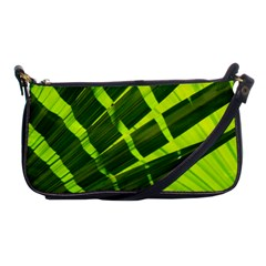 Frond Leaves Tropical Nature Plant Shoulder Clutch Bags