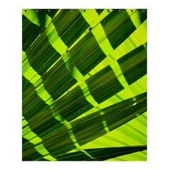 Frond Leaves Tropical Nature Plant Shower Curtain 60  X 72  (medium)