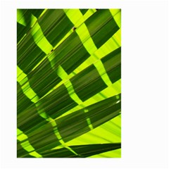 Frond Leaves Tropical Nature Plant Large Garden Flag (two Sides)
