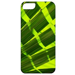 Frond Leaves Tropical Nature Plant Apple Iphone 5 Classic Hardshell Case