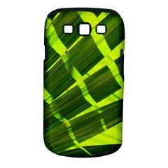 Frond Leaves Tropical Nature Plant Samsung Galaxy S Iii Classic Hardshell Case (pc+silicone)