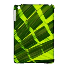 Frond Leaves Tropical Nature Plant Apple Ipad Mini Hardshell Case (compatible With Smart Cover)