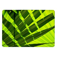 Frond Leaves Tropical Nature Plant Samsung Galaxy Tab 10 1  P7500 Flip Case