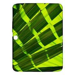 Frond Leaves Tropical Nature Plant Samsung Galaxy Tab 3 (10 1 ) P5200 Hardshell Case