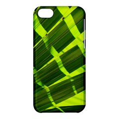 Frond Leaves Tropical Nature Plant Apple Iphone 5c Hardshell Case