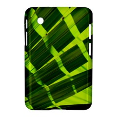 Frond Leaves Tropical Nature Plant Samsung Galaxy Tab 2 (7 ) P3100 Hardshell Case