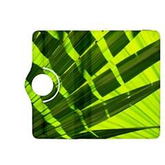 Frond Leaves Tropical Nature Plant Kindle Fire Hdx 8 9  Flip 360 Case