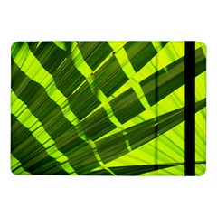 Frond Leaves Tropical Nature Plant Samsung Galaxy Tab Pro 10 1  Flip Case