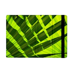 Frond Leaves Tropical Nature Plant Ipad Mini 2 Flip Cases