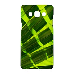 Frond Leaves Tropical Nature Plant Samsung Galaxy A5 Hardshell Case