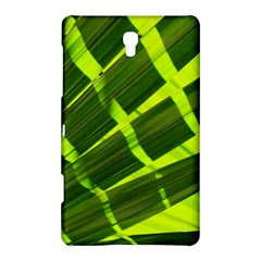 Frond Leaves Tropical Nature Plant Samsung Galaxy Tab S (8 4 ) Hardshell Case