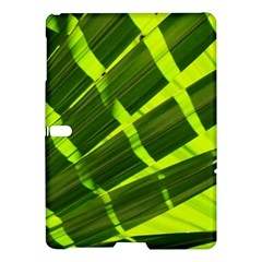 Frond Leaves Tropical Nature Plant Samsung Galaxy Tab S (10.5 ) Hardshell Case